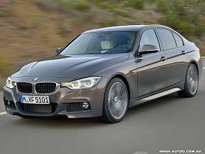BMW Série 3 2018 estreia partindo de R$ 169.950