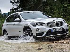 BMW X1 terá facelift para a linha 2019