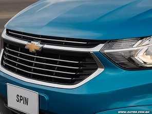 Descontos na Chevrolet Spin podem antecipar uma novidade importante para a minivan
