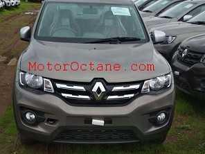 Ainda recente no Brasil, Renault Kwid será atualizado na Índia