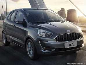 Devo trocar um Fiesta 2014 por um Ka Sedan automático?