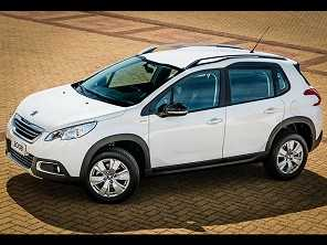 Peugeot 2008 tem nova versão intermediária Style