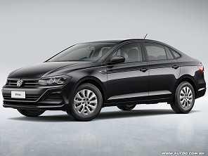 Sugestão de sedan até R$ 70.000 excetuando o VW Virtus