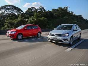Novas regras garantem VW Gol, Voyage e Saveiro até 2024