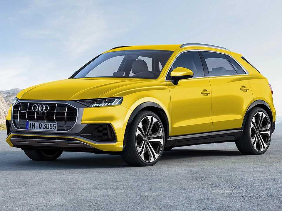 Projeção de Kleber Smith para a nova geração do Audi Q3