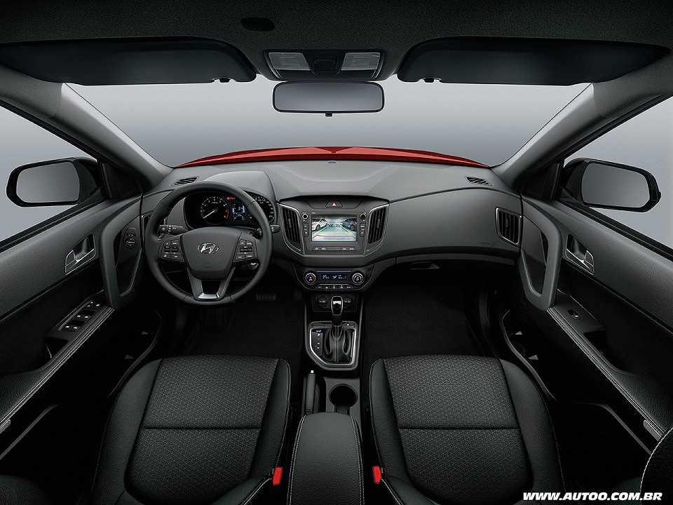HyundaiCreta 2019 - painel