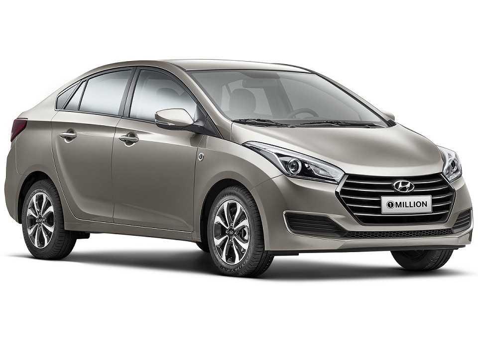 HyundaiHB20S 2019 - ângulo frontal