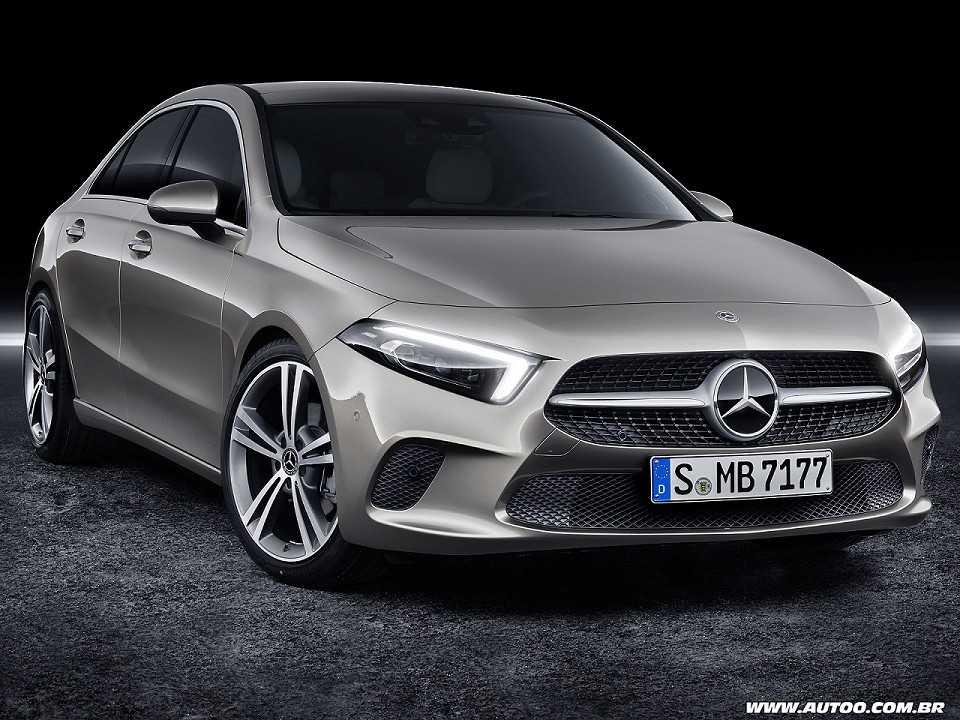 Mercedes Benz Classe A Sedan 2019
