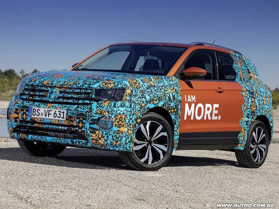 Volkswagen T-Cross 2018