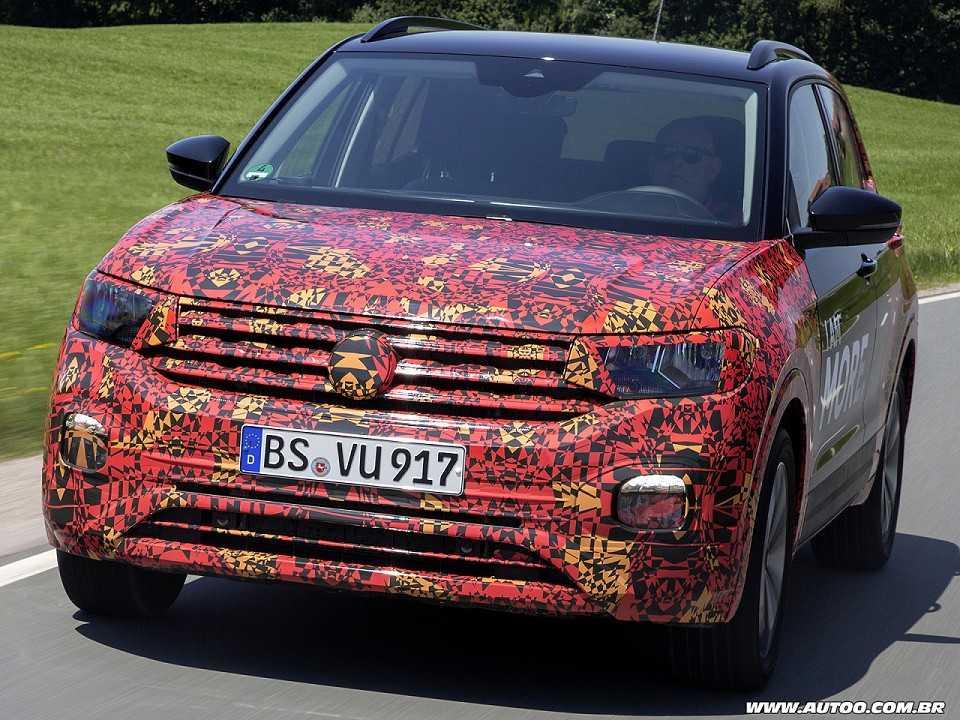 Volkswagen T-Cross 2018