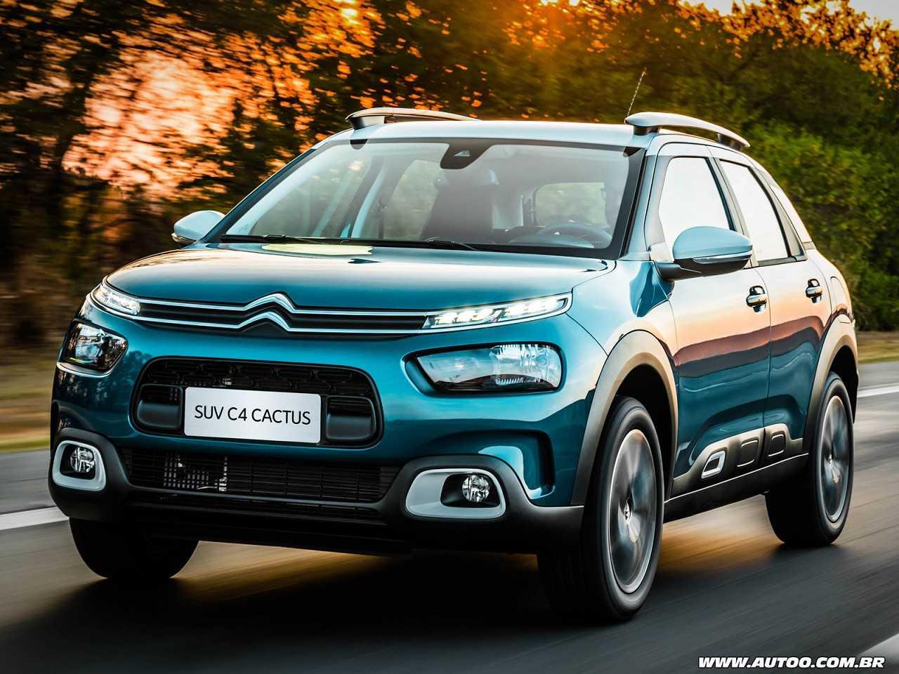 Citroën C4 Cactus 2019