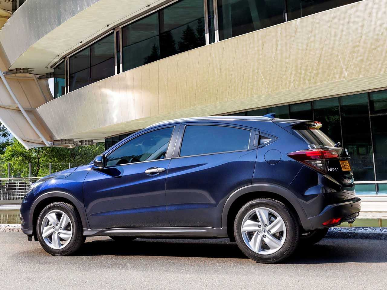 HondaHR-V 2019 - ângulo traseiro