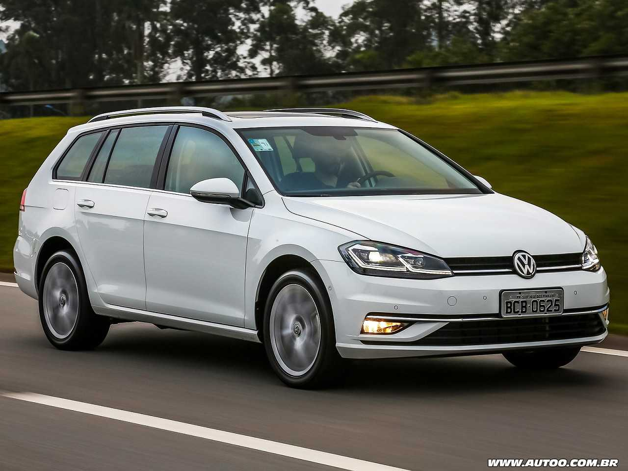 Volkswagen Golf Variant 2018