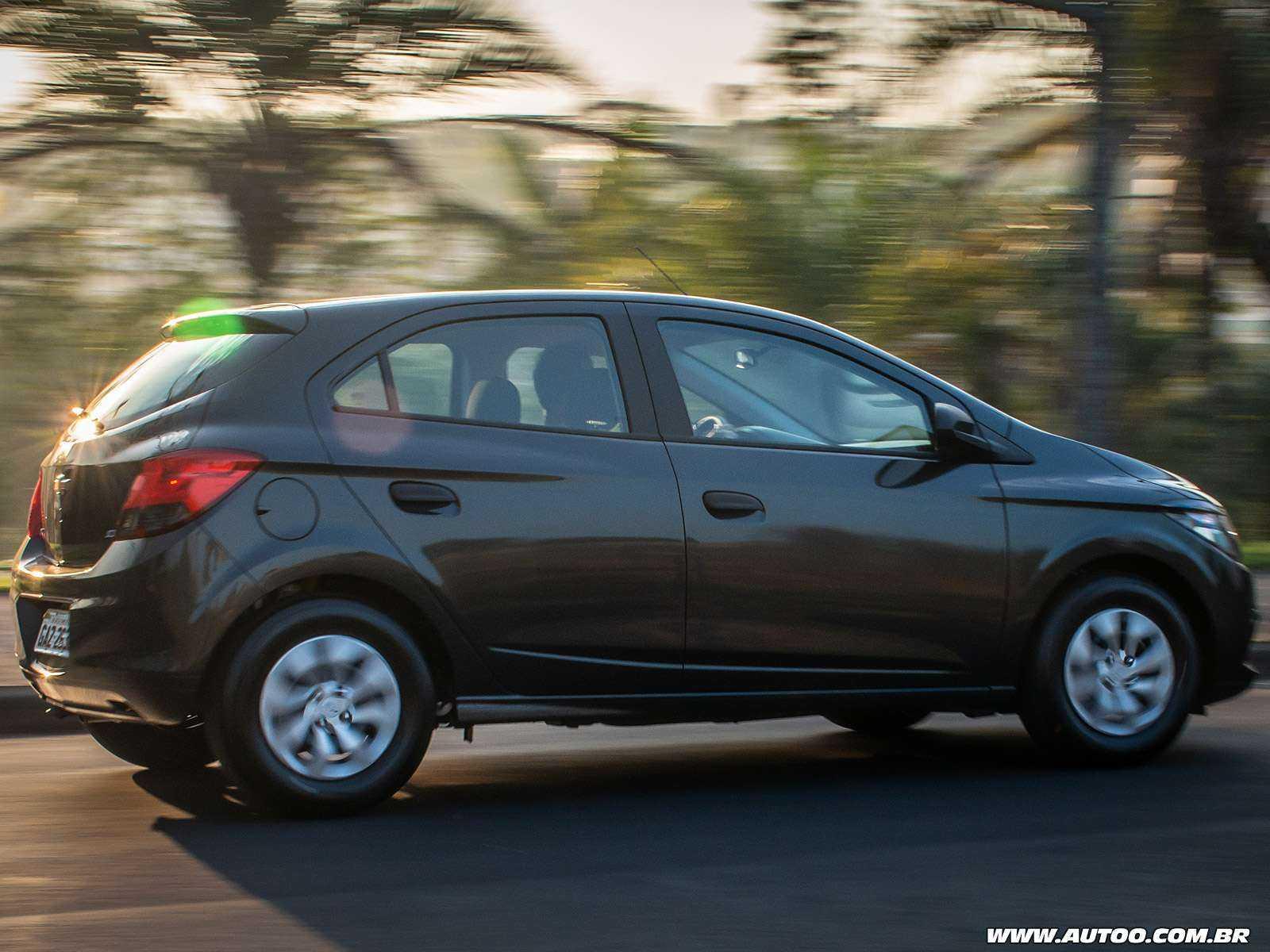 ChevroletOnix 2019 - lateral