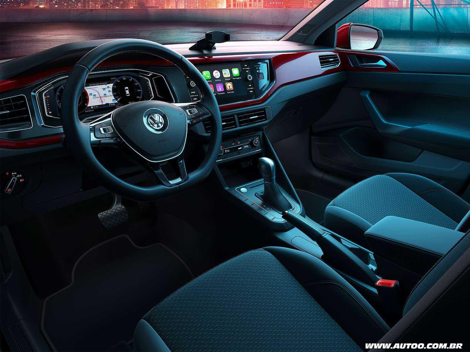 VolkswagenPolo 2019 - painel