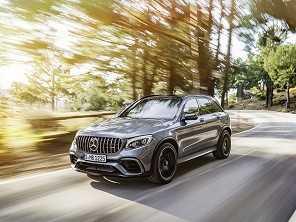 Novos Mercedes-AMG GLC 63 chegam ao Brasil