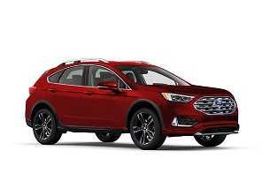 Este será o novo Ford Fusion para os EUA