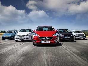Na Europa, sexta geração do Opel Corsa terá um ''toque francês''