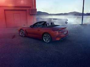 Novo BMW Z4 tem fotos vazadas antes da estreia