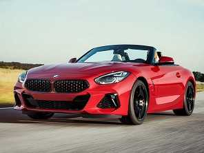 Nova geração do BMW Z4 é apresentada nos EUA