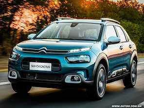 Teste: Citroën C4 Cactus 1.6 THP Shine Pack 2019