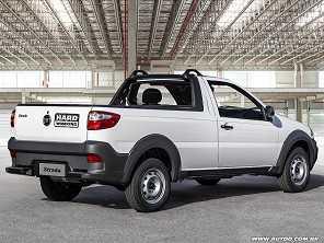 Sem preço competitivo, primeira geração da Fiat Strada sai de linha