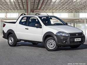 Teste: Fiat Strada 1.4 2019