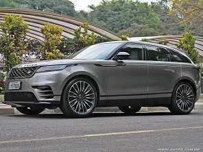 Teste: Land Rover Ranger Rover Velar
