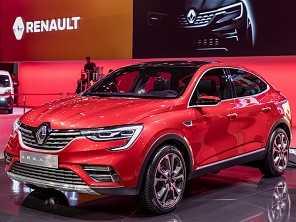 SUV-cupê, Arkana é revelado pela Renault
