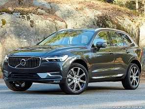 Volvo XC60 2019 torna-se ''semiautônomo de série'' no Brasil