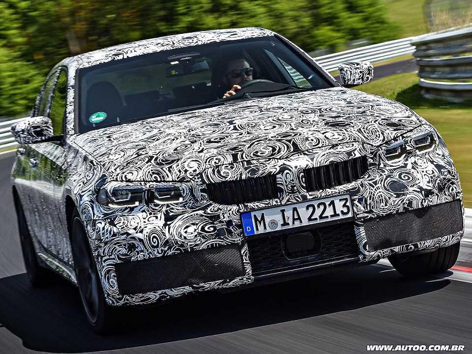 BMW Série 3 2019 será revelado ainda neste ano no Salão de Paris