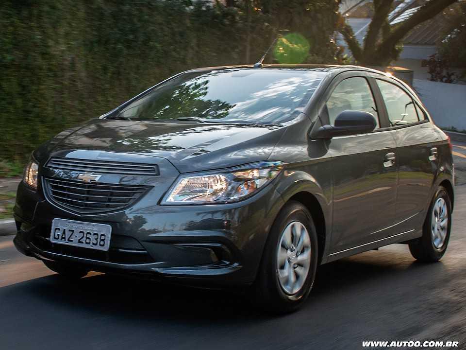 ChevroletOnix 2019 - ângulo frontal