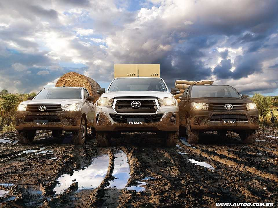 ToyotaHilux 2019 - outros