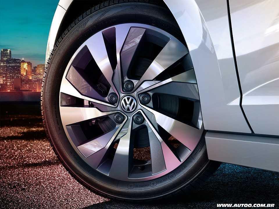 VolkswagenPolo 2019 - rodas