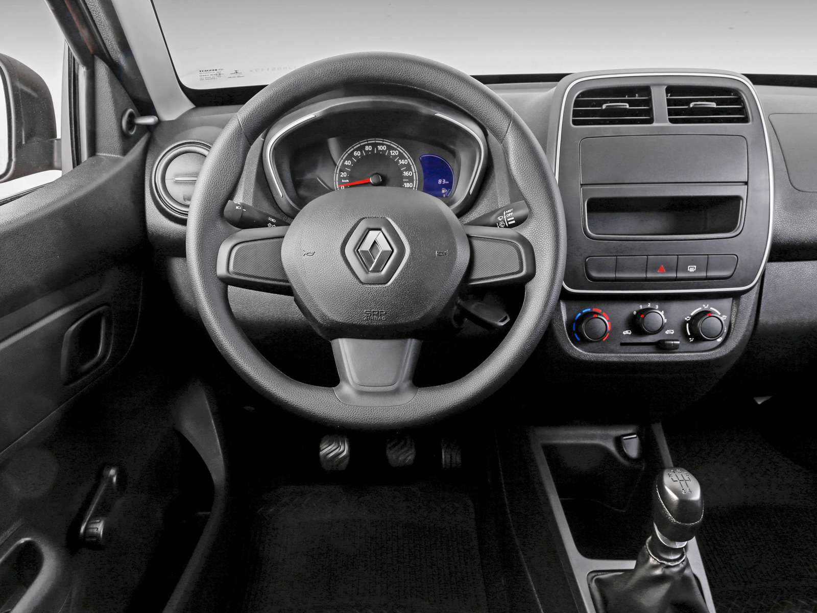 RenaultKwid 2018 - painel