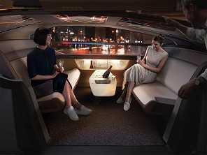 Com conceito autônomo e versátil, Volvo quer substituir até avião