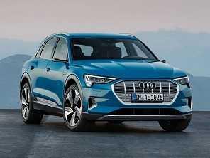 Audi revela o e-tron, seu primeiro carro elétrico produzido em série
