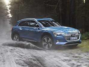 Audi inicia pré-venda do elétrico e-tron no Brasil