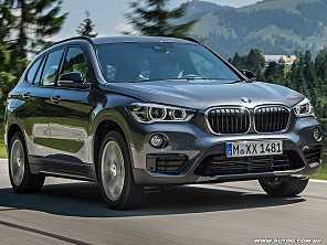 Versão mais cara do BMW X1 estreia linha 2019