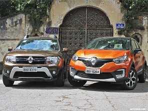 Duster ou Captur? Saiba qual SUV escolher dentro da gama Renault