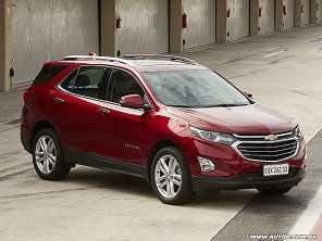 Chevrolet Equinox já testa facelift nos EUA