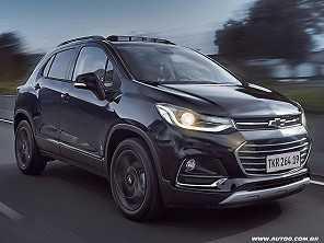 Chevrolet dá descontos de até R$ 15 mil para Tracker, Equinox e Trailblazer