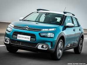 Teste: Citroën C4 Cactus Feel Pack 1.6 automático