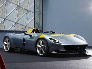 Monza SP1 e Monza SP2 estreiam com o V12 mais poderoso da Ferrari