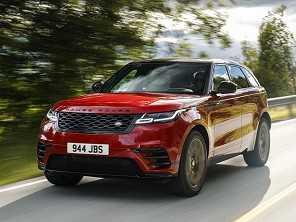 Range Rover Velar estreia novo motor no Brasil