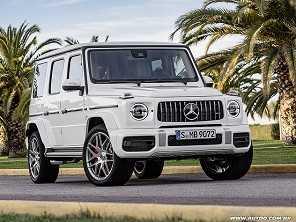 Executivo da Mercedes-Benz confirma Classe G elétrico