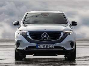 Mercedes-Benz entra na era elétrica com o EQC 400