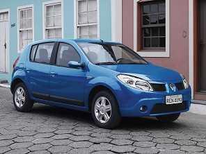 Há 11 anos Renault surpreendia o mercado com o Sandero