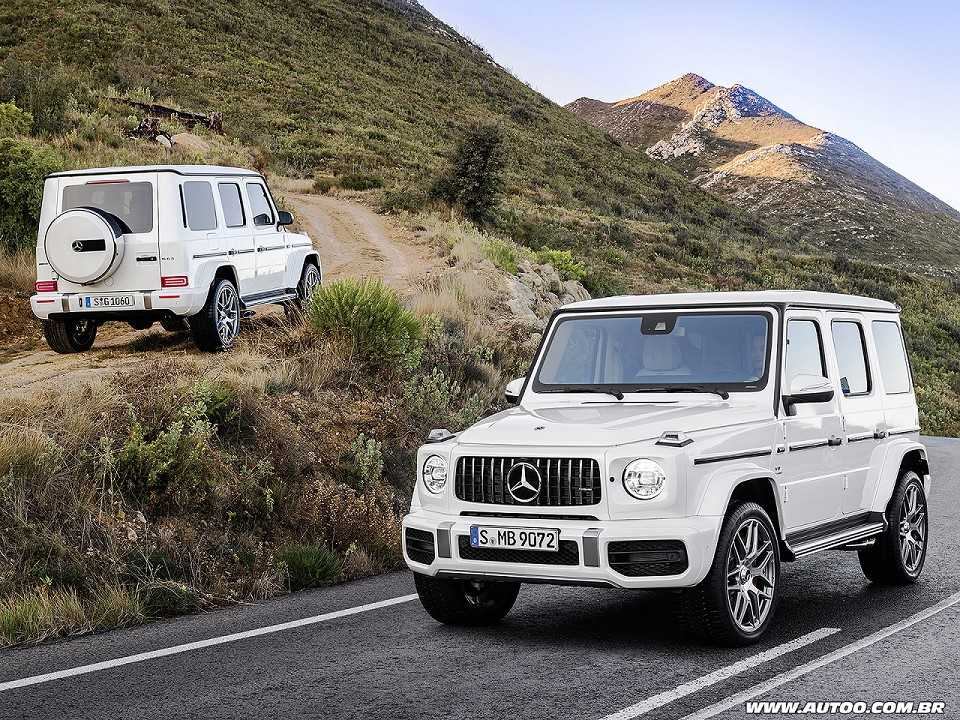 Mercedes-BenzClasse G 2019 - outros