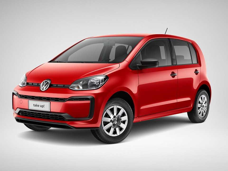 Volkswagen up! 2018